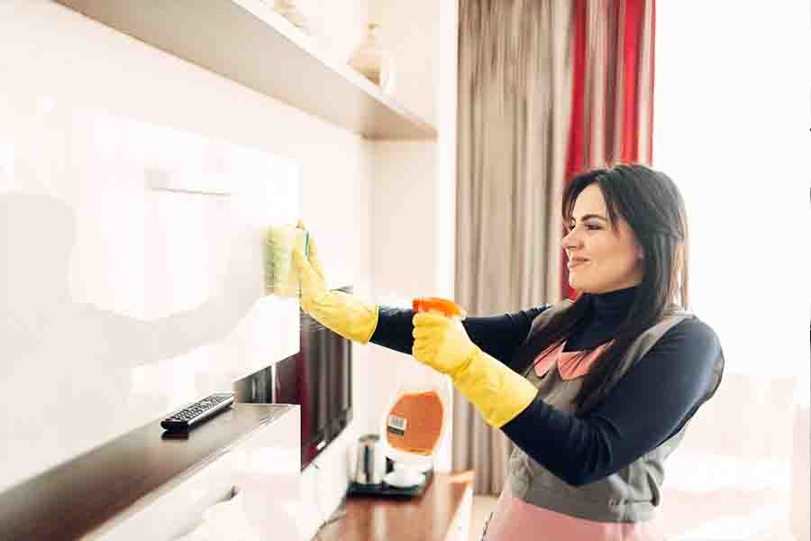 5 Tips to Keeping Your Home Clean This New Year 2020